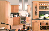Timber Kitchen Range